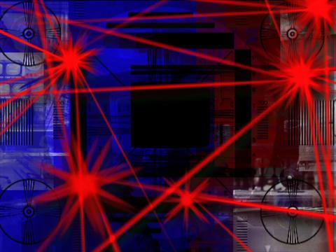 00190 VJ Loops - LoopNeo 768 X 576 Stock Video Footage