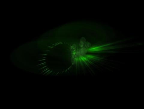 LensFlare30 Stock Video Footage