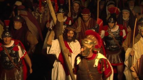 via crucis 01 Footage