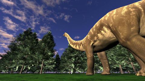 恐竜 CG動画