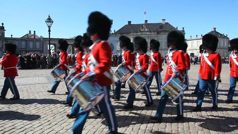 Royal Parade Stock Video Footage