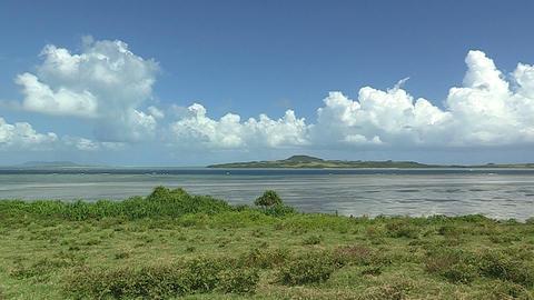 Summer Landscape in Iriomote Island,Okinawa,Japan_5 Stock Video Footage