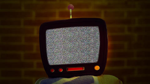 Bad TV Stock Video Footage