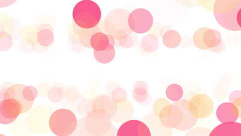 2D Pattern Pan Dot F HD Stock Video Footage