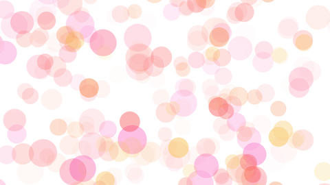 2D Pattern Pan Dot H HD Stock Video Footage