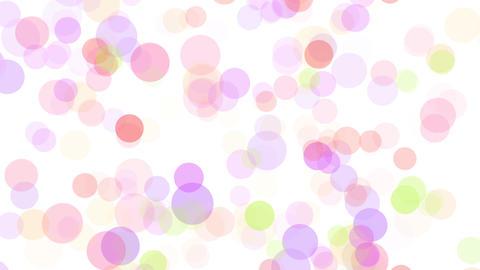 2D Pattern Pan Dot K HD Stock Video Footage