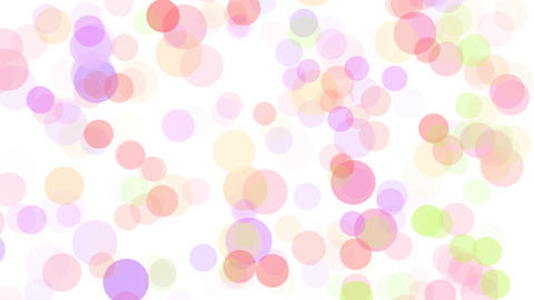 2D Pattern Pan Dot K HD Animation