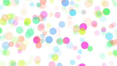 2D Pattern Wave Dot J HD Animation