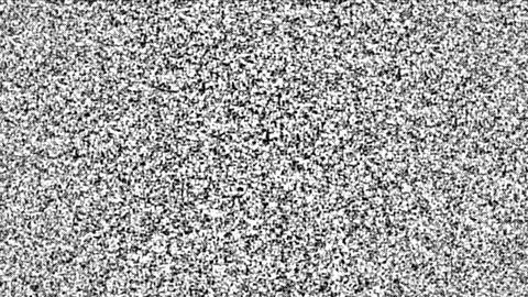 Television static Animation