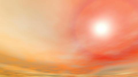 Pastel sky Stock Video Footage
