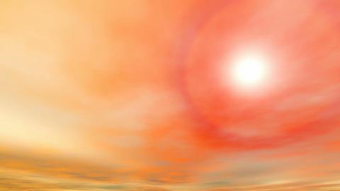 Pastel sky Animation