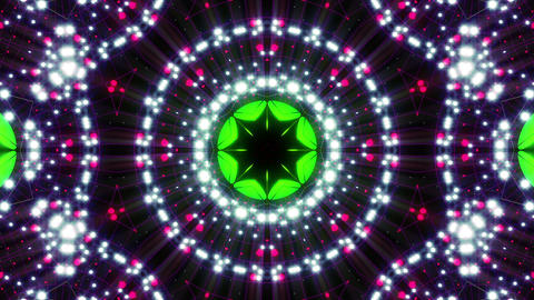 VJ Loop Kaleidoscope 10 Animation