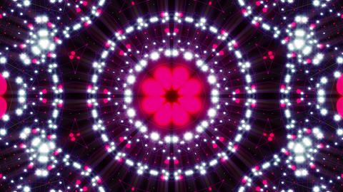 VJ Loop Kaleidoscope 14 Animation