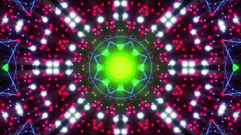 VJ Loop Kaleidoscope 2 Animation