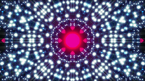 VJ Loop Kaleidoscope 3 Animation