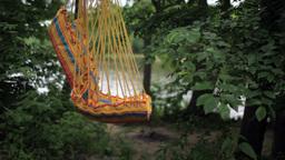 hammock swings Footage