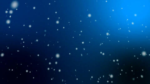 Snow Fall Animation