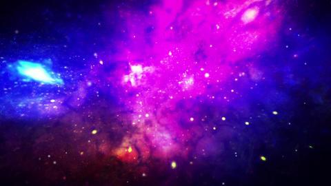 Milky Way 01 Footage