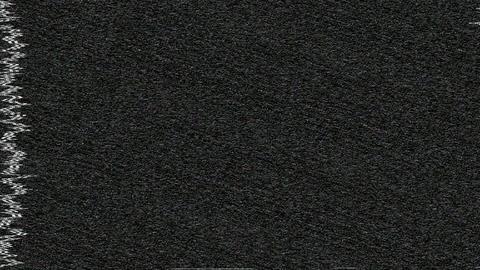TV Distortion Effect Footage