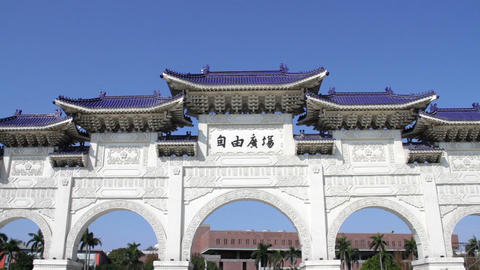 Taipei Liberty Square.HD 影片素材