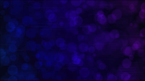 Particle Background Animation - Loop Rainbow Animation