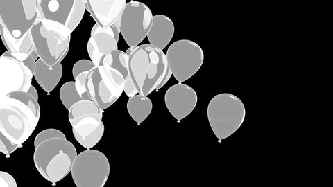 balloons 01 Stock Video Footage