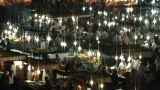 night at jama el fna timelapse Footage