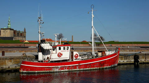 Fishing Vessel Live Action
