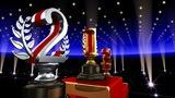 Podium Prize Trophy Eb3 HD stock footage