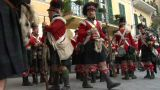Scottish Soldier 01 stock footage