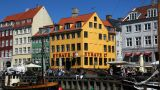 Pleasure In Copenhagen stock footage