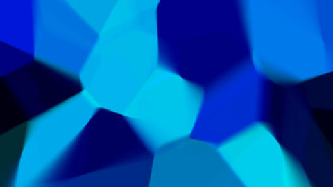 Blue mosaic Stock Video Footage