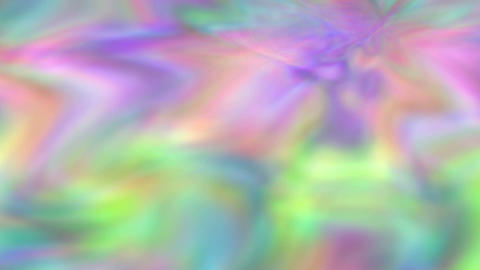 Color rainbow waves Stock Video Footage