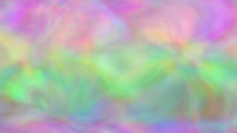 Color rainbow waves Animation