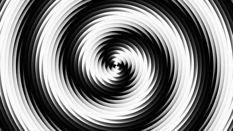 Hypno circle Stock Video Footage