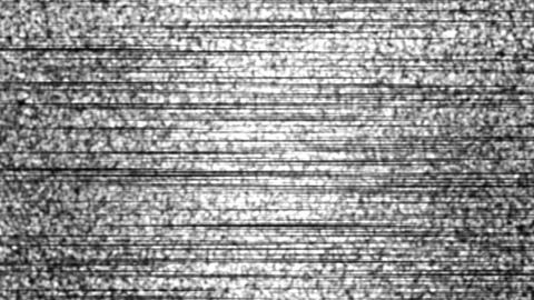 Television static Stock Video Footage
