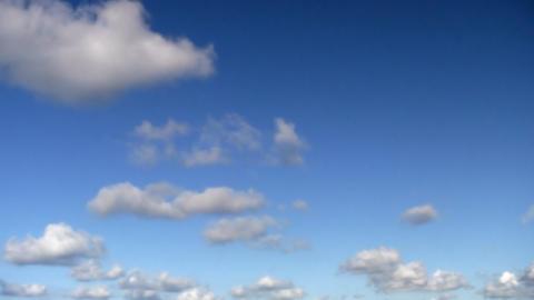 Cloudscape 04 Stock Video Footage
