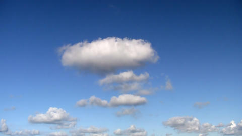 Cloudscape 04 Stock Video Footage