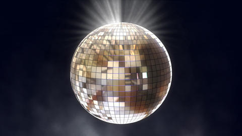 disco ball 01 Animation