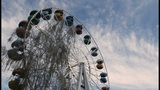 Ferris wheel timelapse Footage