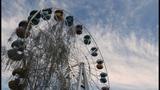 Ferris wheel timelapse Footage