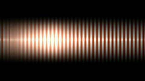 Light passing strip background,like as stage... Stock Video Footage