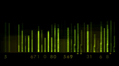 green background equalizer,music rhythm Volume,waves,speakers,spectrum,heart-rate Animation