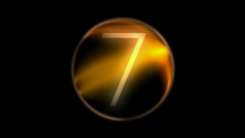 countdown golden figure,scanning,detection,calculation,password,Minutes,hours,seconds Animation