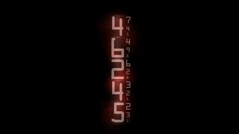 random number Stock Video Footage