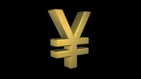 yen 01 Stock Video Footage