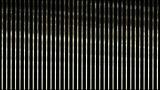 Waving Light On Metal Strips,silk Curtain Stainless-steel Stage Lines stock footage