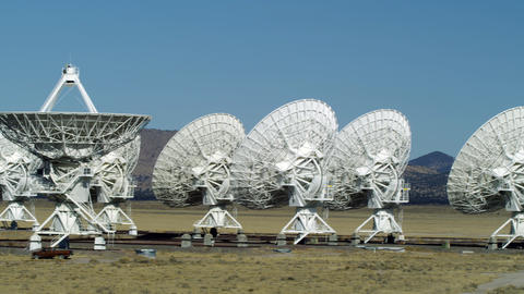 Radio Telescopes searching for Signals from Space ライブ動画