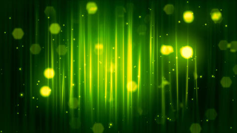 Abstract Curtain Lights 2– Loopable Background Animation