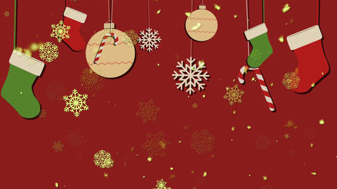 Christmas Bg 2 Animation